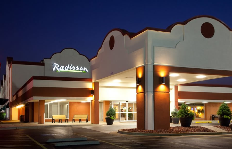 Radisson Chicago O Hare Hotel Des Plaines Illinois