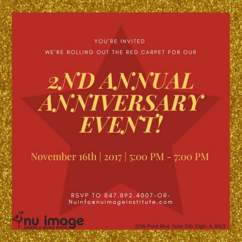 nu image 2nd Annual Anniversary Event