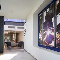 FMA Building Elgin Illinois Hallway 2