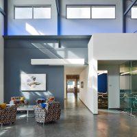 FMA Building Elgin Illinois Hallway