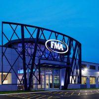FMA Building Entrance