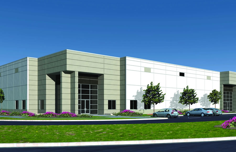 Randall Point Business Park Hillwood Lot7 Rendering