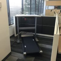 Employee Workout Room