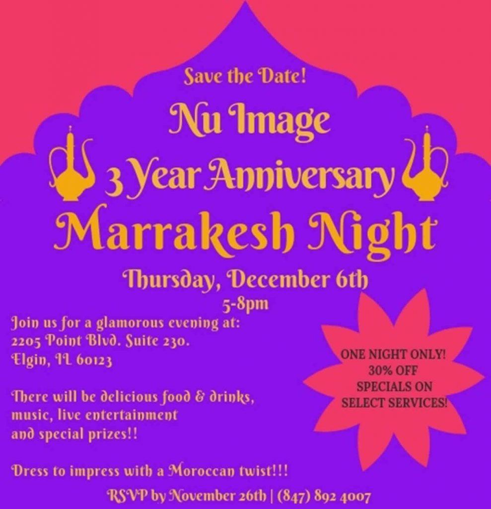 Nu Image Marrakesh Night